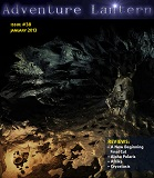 Adventure Lantern - January 2013 Issue