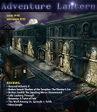 Adventure Lantern - November 2013 Issue