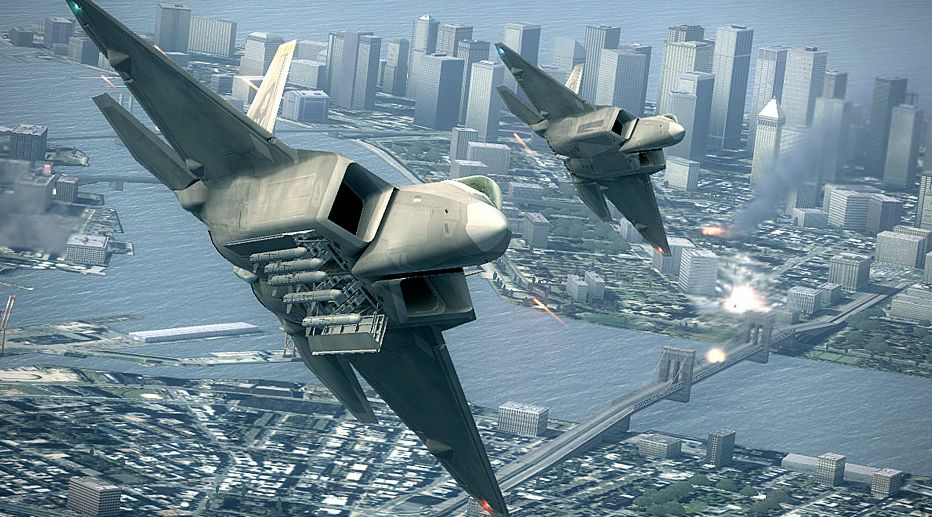 Download Ace Combat 6 - Fires of Liberation Baixar Jogo Completo Full